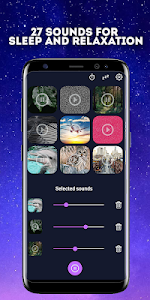 screenshot of White Noise for sleeping and relaxation version 1.14