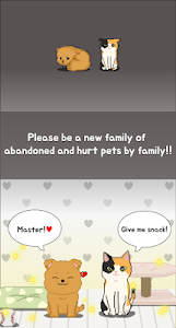 screenshot of Be My Family - Dog Cat version 1.9.2