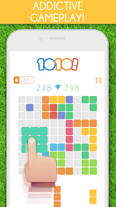 screenshot of 1010! Block Puzzle Game version 68.7.0