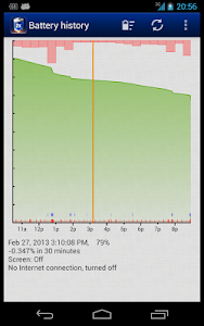screenshot of 2 Battery - Battery Saver version 3.58