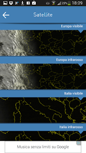 screenshot of 3B Meteo - Weather Forecasts version 2.0.0.3.4-T