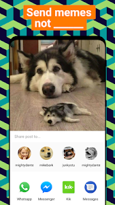 screenshot of 9GAG: Funny Gifs, Pics, Memes & Videos :) version Varies with device