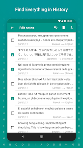 screenshot of TextGrabber Offline Scan & Translate Photo to Text version 2.7.1.7