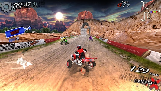 screenshot of ATV XTrem / Quad version 3.5