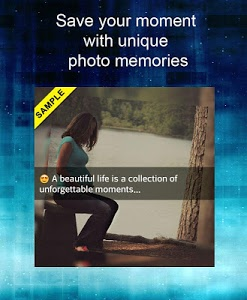 screenshot of Add Text to Photo App (2016) version 5.0