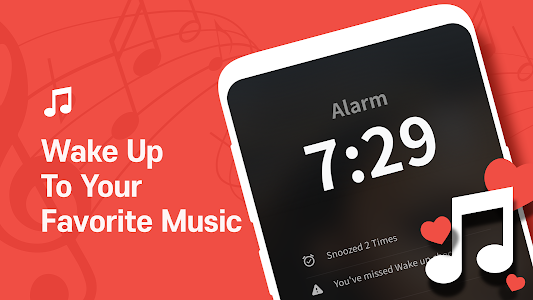 screenshot of Alarm Clock with Missions & Loud Ringtones -Alarmy version Varies with device