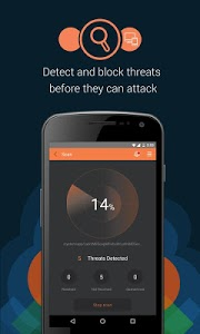 screenshot of Antivirus and Mobile Security version Varies with device