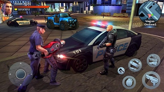 screenshot of Auto Theft Gangsters version 1.18