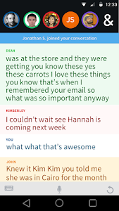 screenshot of Ava - Live Subtitles for All Your Conversations version 2.0.11