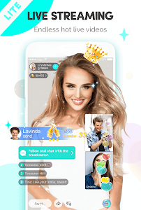 screenshot of BIGO LIVE Lite – Live Stream version 1.2.0