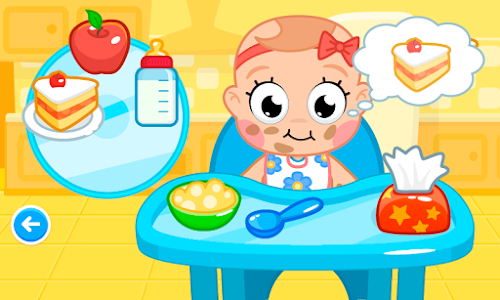 screenshot of Baby care : baby games version 1.0.9