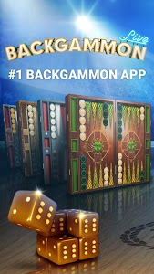 screenshot of Backgammon Live - Play Online Free Backgammon version 2.120.111