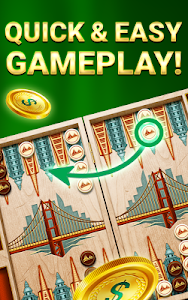 screenshot of Backgammon Live: Free & Online version 2.17.964
