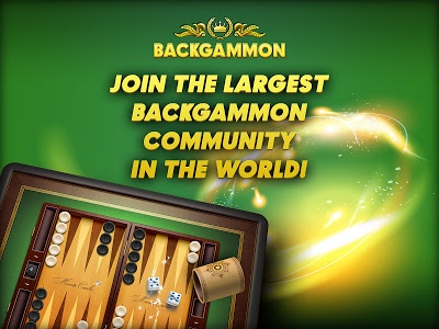 screenshot of Backgammon Live: Free & Online version 2.9.835