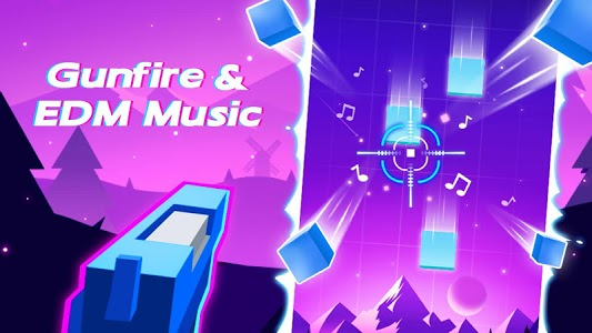 screenshot of Beat Fire - EDM Music & Gun Sounds version 1.1.21