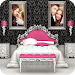 Bedroom Dual Photo Frames