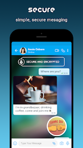 screenshot of BiP – Messaging, Voice and Video Calling version 3.58.14