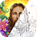Download Bible Coloring - Paint by Number, Free Bible Games 1.2.5 APK