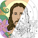 Bible Coloring - Paint by Number, Free Bible Games