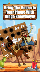 screenshot of Bingo Showdown: Free Bingo Game – Live Bingo version 161.1.0