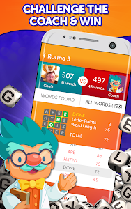 screenshot of Boggle With Friends: Word Game version 14.01