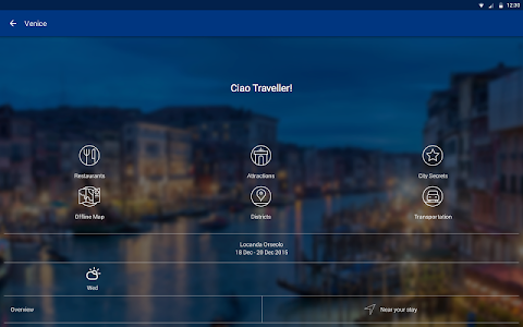 screenshot of Booking.com Travel Deals version Varies with device