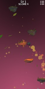 screenshot of Bounce Away version 1.3