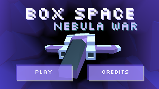 screenshot of Box Space Nebula War version 1.0