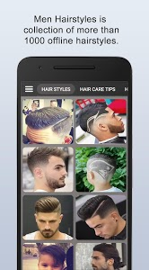 screenshot of Boys Men Hairstyles and boys Hair cuts 2019 version 2.6