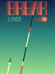 screenshot of Break Liner version 1.1.1