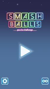 screenshot of Bricks Breaker Glows 2 : Puzzle Challenge version 1.6.2
