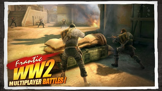 screenshot of Brothers in Arms\u00ae 3 version 1.4.8l