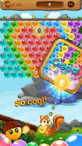 screenshot of Bubble Adventure - Shooter version 2.1.2