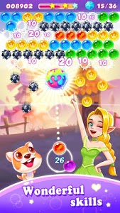 screenshot of Bubble Bubble POP : Rescue elf version 1.1.13
