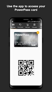screenshot of Bunnings PowerPass version 8.2.4593