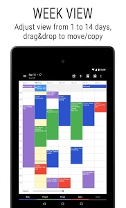 screenshot of Business Calendar 2・Agenda, Planner & Organizer version 2.37.5