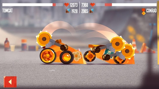screenshot of CATS: Crash Arena Turbo Stars version 2.23