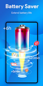 screenshot of CPU Cooler - Cleaner - Booster - Fast Charging version 1.1.6