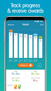 screenshot of Calorie Counter + version 7.8.4
