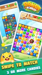 screenshot of Candy Forest version 2.0.5