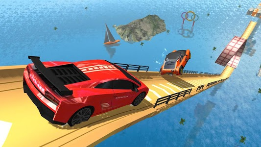 screenshot of Car Stunts 3D version 1.8
