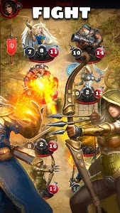 screenshot of Card Heroes - CCG game with online arena and RPG version 2.3.1796