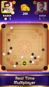 screenshot of Carrom Clash version 1.16