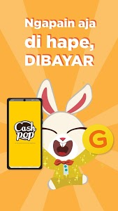 screenshot of CashPop - Main Hape Dibayar! version 1.62.35
