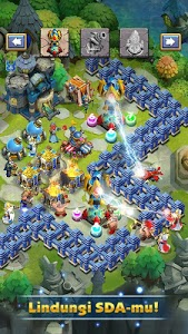 screenshot of Castle Clash: Pasukan Perkasa version 1.5.52