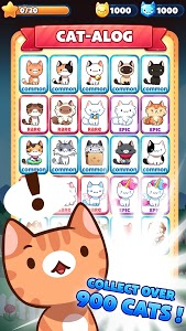 screenshot of Cat Game - The Cats Collector! version 1.31.03