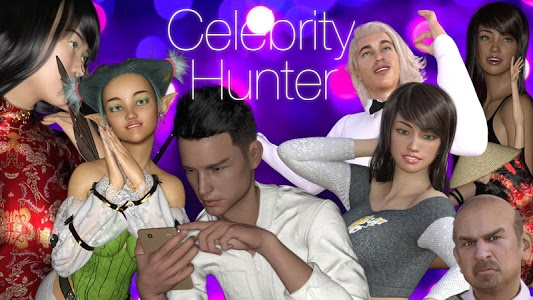 screenshot of Celebrity Hunter: Serie Adulta version Varies with device