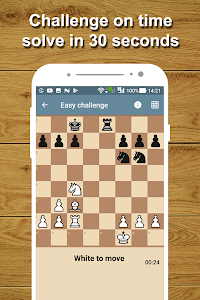 screenshot of Chess Coach - Chess puzzles version 1.98