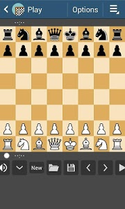 screenshot of Chess Online version 10.2