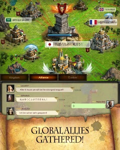 screenshot of Clash of Kings:The West version 2.22.0